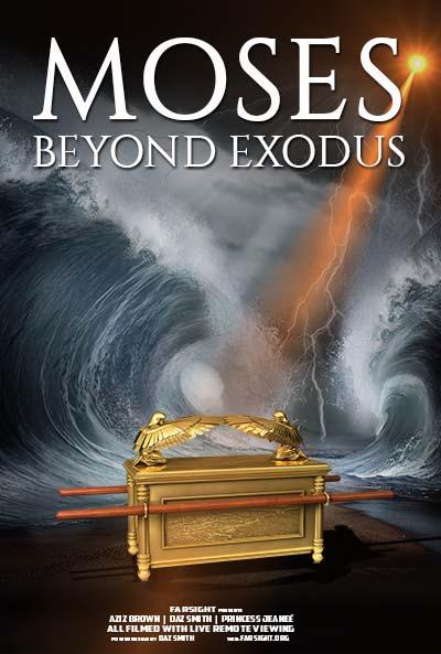 Moses: Beyond Exodus Poster - Farsight