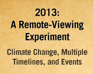 2012-13 Earth Changes - Climate Project