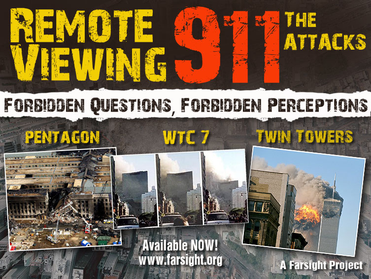 Remote Viewing 9/11: Forbidden Questions, Forbidden Answers