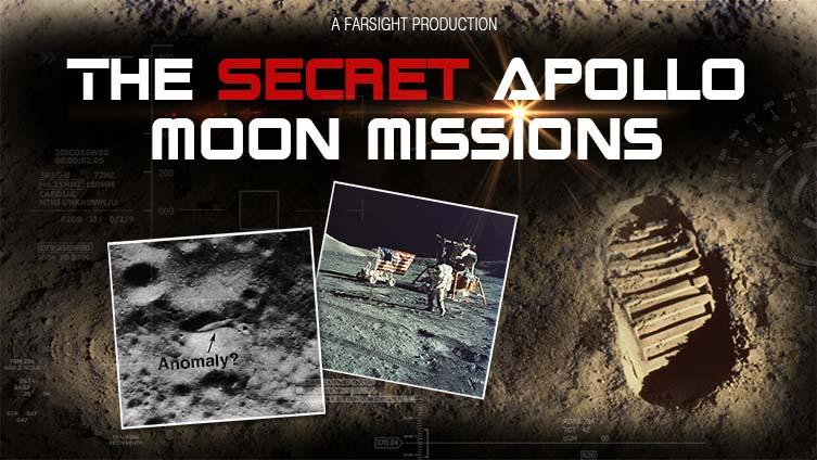 Farsight's Secret Apollo Moon Missions Project