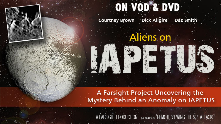 Aliens on Iapetus! The New Farsight Project