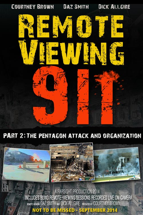 Remote Viewing 9/11: Part 2 - The Pentagon and Organization