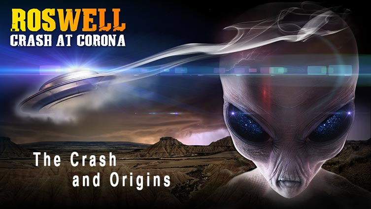 Roswell UFO Crash Farsight Project