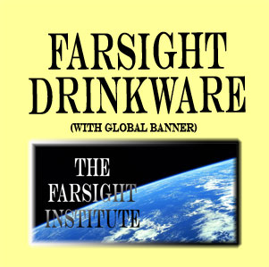 Farsight Drinkware with Global Banner